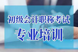 2020年初级会计职称考试《初级会计实务》模拟试题1